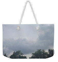 Mountain Clouds 4 Weekender Tote Bag