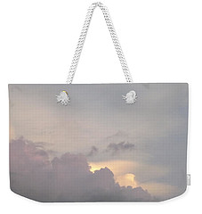 Mountain Clouds 5 Weekender Tote Bag