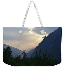 Mountain Escapapde Weekender Tote Bag