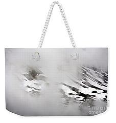 Mountain Fog - Alaska Weekender Tote Bag