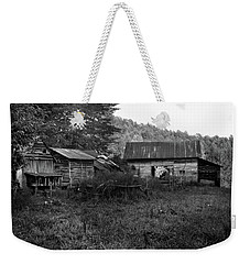 Mountain Homestead Weekender Tote Bag