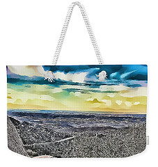 Mountain Landscape 7 Weekender Tote Bag
