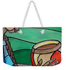 Mountain Potter Weekender Tote Bag