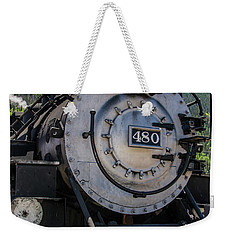 Weekender Tote Bag featuring the photograph Mountain Ride by Colleen Coccia
