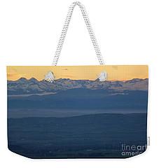 Mountain Scenery 19 Weekender Tote Bag