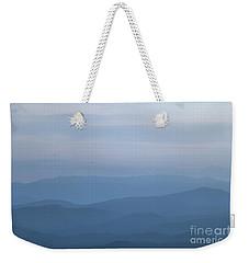 Mountain Slumber 2 Weekender Tote Bag