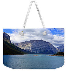 Upper Kananaskis Lake Weekender Tote Bag