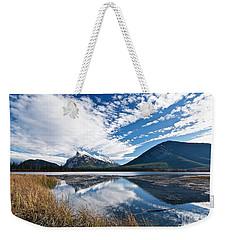 Mountain Splendor Weekender Tote Bag