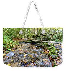 Mountain Stream #2 Weekender Tote Bag
