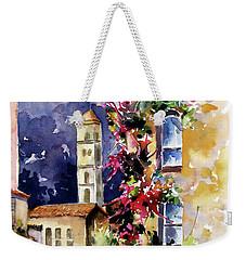 Mountain Town, Spain Weekender Tote Bag by Rae Andrews