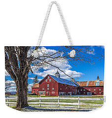Mountain View Barn Weekender Tote Bag