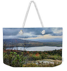 Mountain View Weekender Tote Bag by Jane Luxton