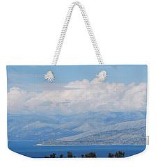Mountains Far Away  3 Weekender Tote Bag