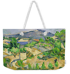 Mountains In Provence Weekender Tote Bag