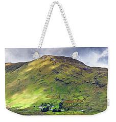 Mountains Of Ireland Weekender Tote Bag