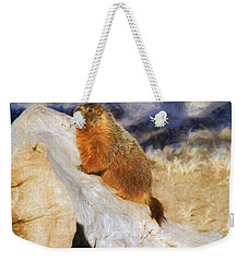 Mountains To Climb Weekender Tote Bag