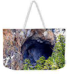 Mountainside Cavern Weekender Tote Bag