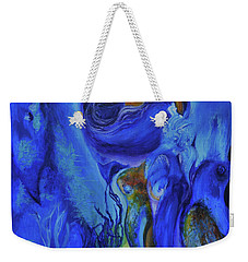 Mourning Birds Of The Final Flower Weekender Tote Bag