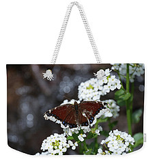 Mourning Cloak Weekender Tote Bag