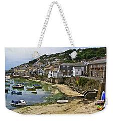 Mousehole Harbour, Cornwall Weekender Tote Bag