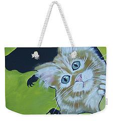 Mouser Weekender Tote Bag