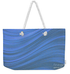 Movement In Waves Weekender Tote Bag