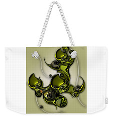 Movement Of Life  Weekender Tote Bag