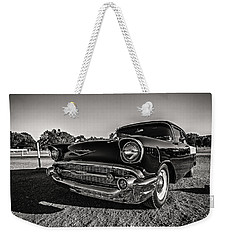 Movie Night In The '57 Weekender Tote Bag