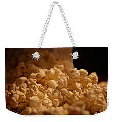 Movie Night Weekender Tote Bag