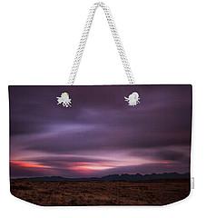 Moving Clouds - Patagonia Weekender Tote Bag by Stuart Litoff