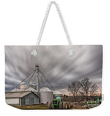 Wild Winds Weekender Tote Bag