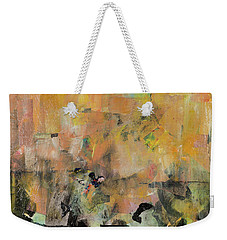 Moving On Weekender Tote Bag