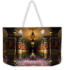 Moving The Pharaoh, 1 Weekender Tote Bag