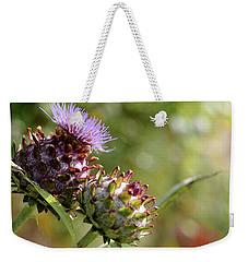 Mr And Mrs Thistle  Weekender Tote Bag