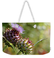 Mr And Mrs Thistle  Weekender Tote Bag