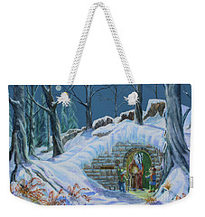 Mr Badger Weekender Tote Bag