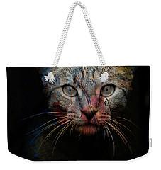 Mr Bo Weekender Tote Bag by Paul Lovering