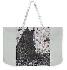 Mr. Cat Weekender Tote Bag