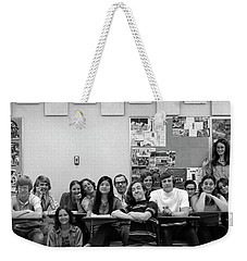 Mr Clay's Ap English Class - Cropped Weekender Tote Bag