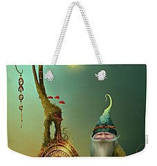 Mr Cogs Weekender Tote Bag by Joe Gilronan