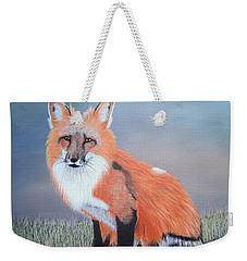 Mr. Fox Weekender Tote Bag