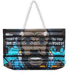 Mr. Graffiti Weekender Tote Bag
