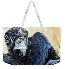 Mr. Grouch Weekender Tote Bag