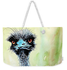 Mr. Grumpy Weekender Tote Bag