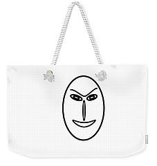 Mr Mf Is A Friendly Asian Weekender Tote Bag