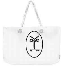 Mr Mf Is A Vampire Weekender Tote Bag