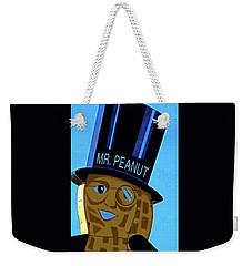 Mr Peanut 2 Weekender Tote Bag