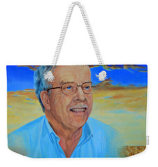 Mr. Schad Weekender Tote Bag