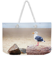 Mr. Seagull Weekender Tote Bag