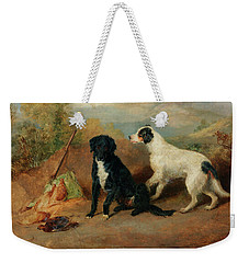 Mr Stott's Favourite Dogs Weekender Tote Bag